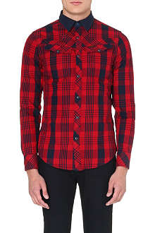 G STAR Polar checked shirt