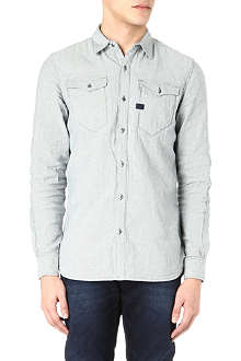 G STAR Raw Denim cotton shirt