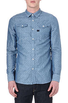 G STAR Tacoma chambray shirt