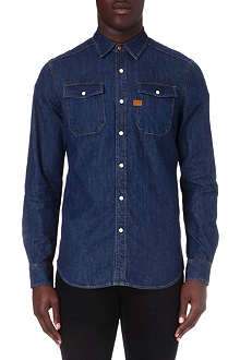 G STAR Shatter denim shirt