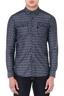 G STAR Patterned shirt