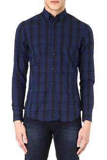 G STAR Correct check shirt