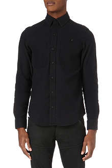 G STAR Correct cotton-twill shirt