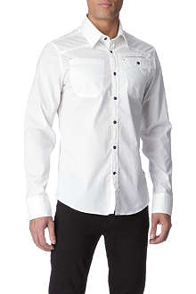 G STAR Stretch-cotton Western shirt