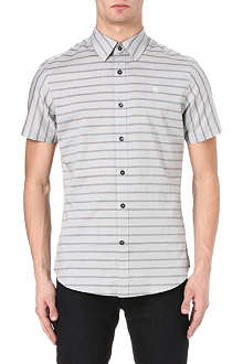 G STAR Striped slim-fit shirt