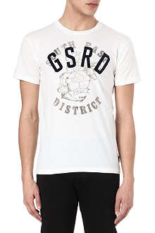 G STAR Crosby cotton anchor t-shirt