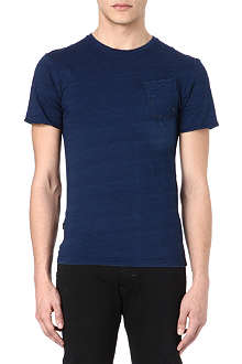 G STAR Pocket cotton t-shirt