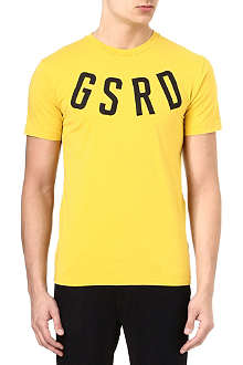 G STAR Letter printed t-shirt