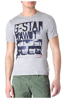 G STAR Art lennon t-shirt