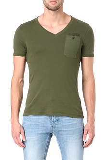 G STAR Marvic v-neck t-shirt
