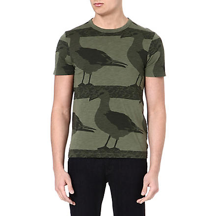 G STAR Islander RT t-shirt (Sage