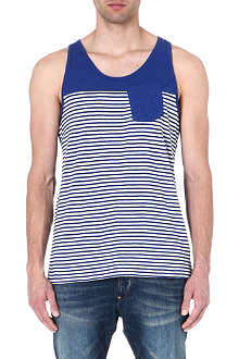 G STAR Striped vest