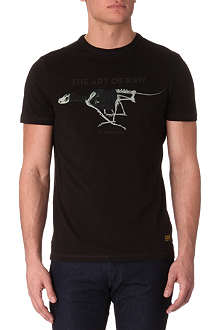 G STAR Skeleton t-shirt