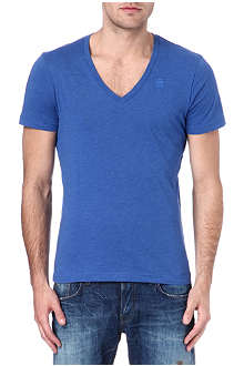 G STAR Correct base v-neck t-shirt