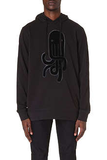 G STAR Raw for the Oceans Octopus hoody