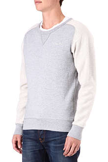 G STAR Contrast cotton sweater