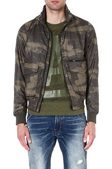 G STAR Wave Camo bomber jacket