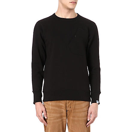 G STAR Pocket sweatshirt (Black
