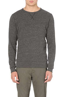 G STAR Heather crew-neck sweatshirt