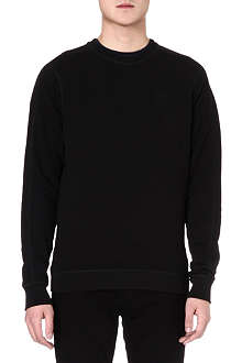 G STAR Manor slub sweatshirt