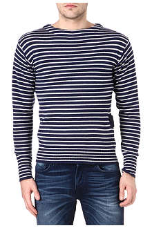 G STAR Thought boatneck jumper