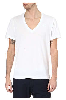 G STAR Pack of two v-neck t-shirts