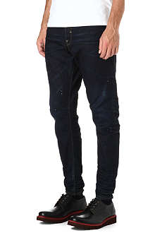 G STAR Sergio Pizzorno Limited Edition Type C loose-fit tapered jeans