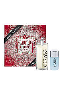 CARTIER Déclaration eau de toilette 100ml gift set