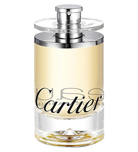 CARTIER Eau de Cartier eau de parfum