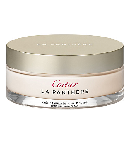 CARTIER La Panthere 芳香身体乳霜