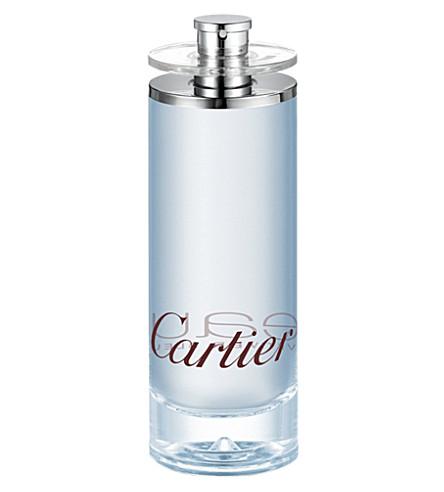 CARTIER Eau de Cartier Vetiver Bleu Cartier eau de toilette