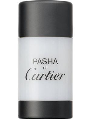 CARTIER Pasha de Cartier deodorant stick 75ml
