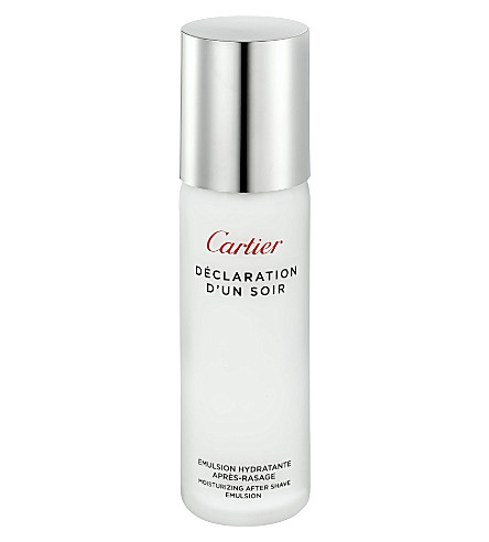 CARTIER Déclaration d'un Soir after-shave emulsion 100ml