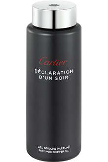 CARTIER Declaration d'un Soir shower gel