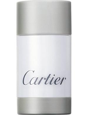 CARTIER Eau de Cartier deodorant stick 75ml