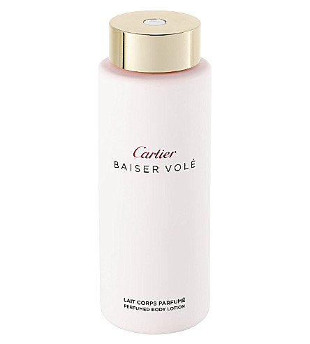 CARTIER Baiser Volé body lotion 200ml
