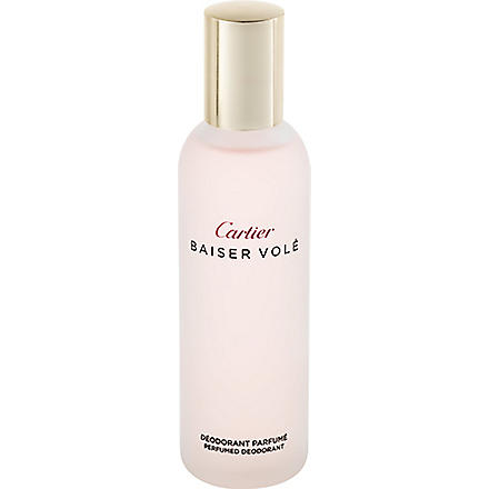 CARTIER Baiser Volé deodorant spray 100ml