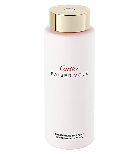 CARTIER Baiser Volé shower gel 200ml