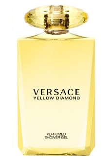 VERSACE Yellow Diamond perfumed shower gel 200ml