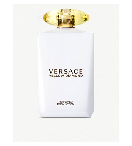 VERSACE Yellow Diamond body lotion 200ml