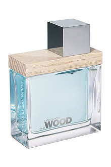 D SQUARED Crystal Creek Wood eau de parfum