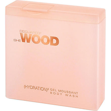 D SQUARED She Wood body wash 200ml