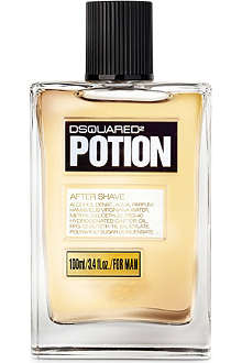 D SQUARED Potion For Man aftershave lotion 100ml