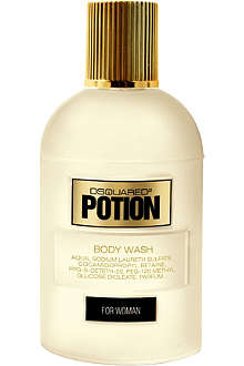 D SQUARED Potion For Woman body wash 200ml