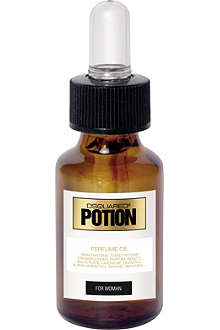 D SQUARED Potion For Woman perfume oil