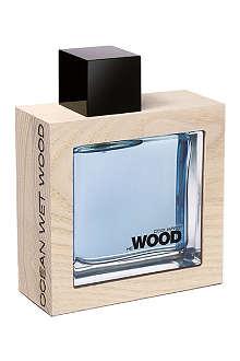D SQUARED He Wood Ocean Wet Wood eau de toilette