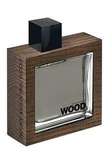 D SQUARED He Wood Rocky Mountain eau de toilette
