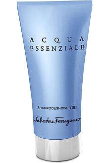 SALVATORE FERRAGAMO Acqua Essenziale shower gel 200ml