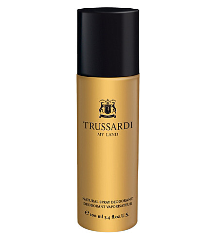 TRUSSARDI My Land deodorant spray 100ml