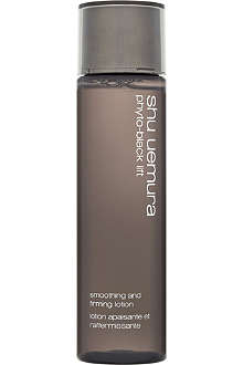 SHU UEMURA Phyto–black lift radiance boosting lotion 150ml
